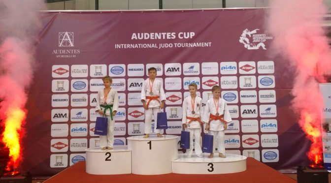 Audentes international judo cup